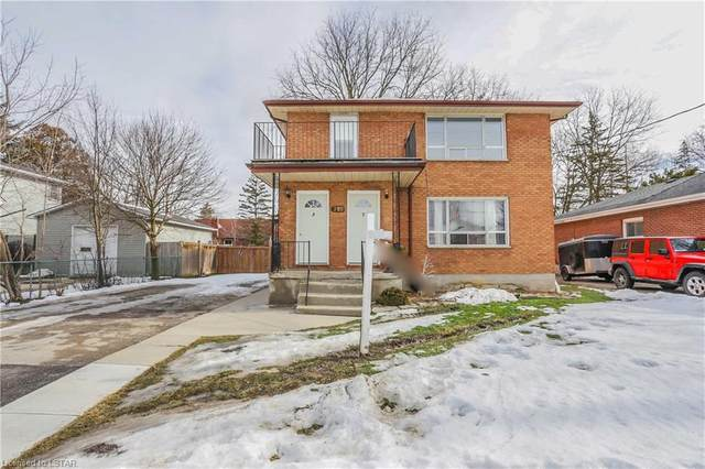 318 Spruce Street, London, ON N5W 4N5 (MLS #40073394) :: Sutton Group Envelope Real Estate Brokerage Inc.