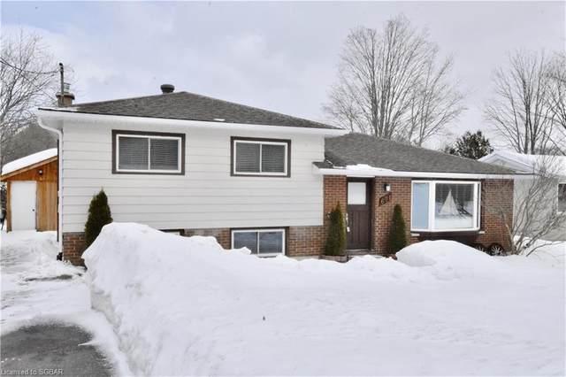 671 Ninth Avenue, Port McNicoll, ON L0K 1R0 (MLS #40073561) :: Forest Hill Real Estate Inc Brokerage Barrie Innisfil Orillia