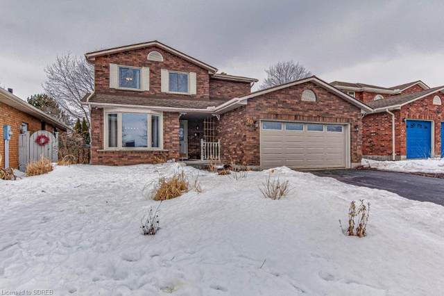 20 Rutherford Drive, Simcoe, ON N3Y 5J7 (MLS #40073668) :: Forest Hill Real Estate Inc Brokerage Barrie Innisfil Orillia