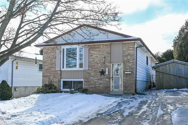250 Queen Victoria Drive, Hamilton, ON L8W 1G3 (MLS #40073723) :: Sutton Group Envelope Real Estate Brokerage Inc.