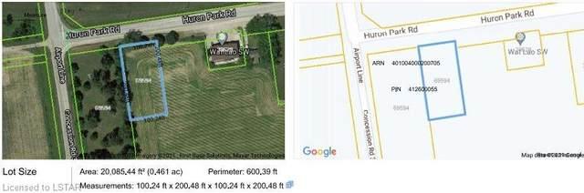 PT LT 5 Concession 2 Road, Huron Park, ON N0M 1Y0 (MLS #40073775) :: Envelope Real Estate Brokerage Inc.