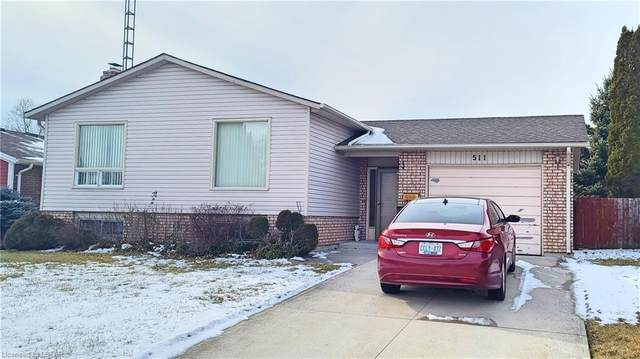 511 Albert Boulevard, Corunna, ON N0N 1G0 (MLS #40073843) :: Sutton Group Envelope Real Estate Brokerage Inc.