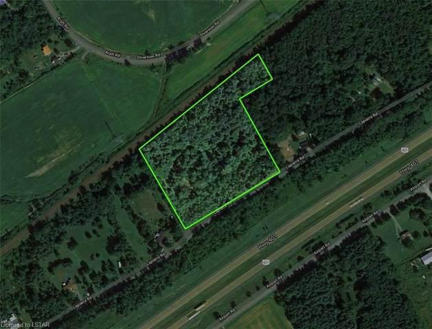 PT W 1/2 LOT 4 CON Lapierre Road, Charlottenburgh, ON K0C 2E0 (MLS #40073850) :: Envelope Real Estate Brokerage Inc.