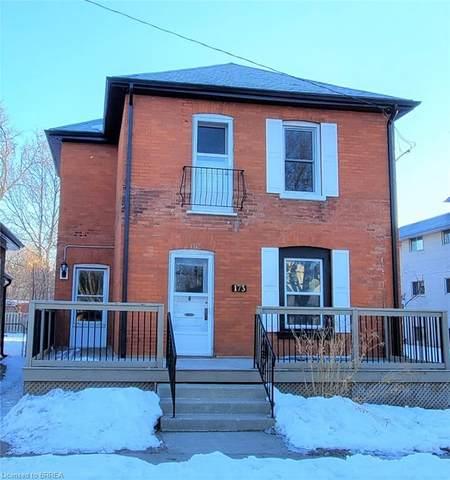 173 Albion Street, Brantford, ON N3R 3N1 (MLS #40074411) :: Sutton Group Envelope Real Estate Brokerage Inc.
