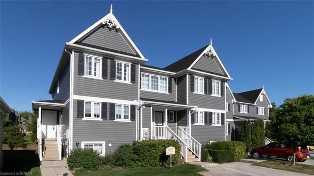 74 Green Briar Drive, Collingwood, ON L9Y 5J2 (MLS #40075163) :: Forest Hill Real Estate Inc Brokerage Barrie Innisfil Orillia