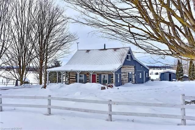 1424 Klondike Park Road, Stayner, ON L0M 1S0 (MLS #40075462) :: Forest Hill Real Estate Inc Brokerage Barrie Innisfil Orillia
