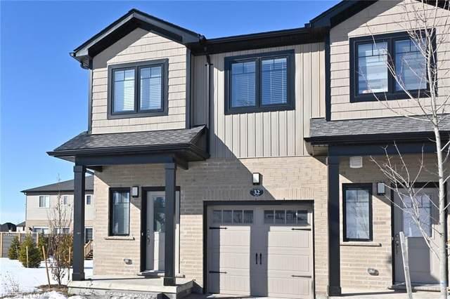 2621 Holbrook Drive #32, London, ON N6M 1G5 (MLS #40075557) :: Sutton Group Envelope Real Estate Brokerage Inc.