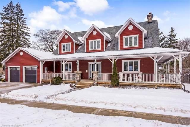 271 Oak Street, Collingwood, ON L9Y 2Y2 (MLS #40075559) :: Forest Hill Real Estate Inc Brokerage Barrie Innisfil Orillia