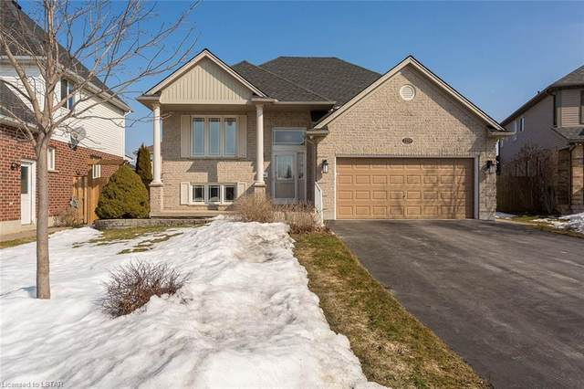 2259 Bellsmith Court, London, ON N6M 1L6 (MLS #40075621) :: Forest Hill Real Estate Collingwood
