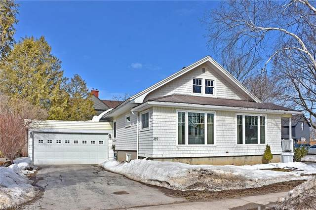 169 Second Street, Collingwood, ON L9Y 1E9 (MLS #40075688) :: Forest Hill Real Estate Inc Brokerage Barrie Innisfil Orillia