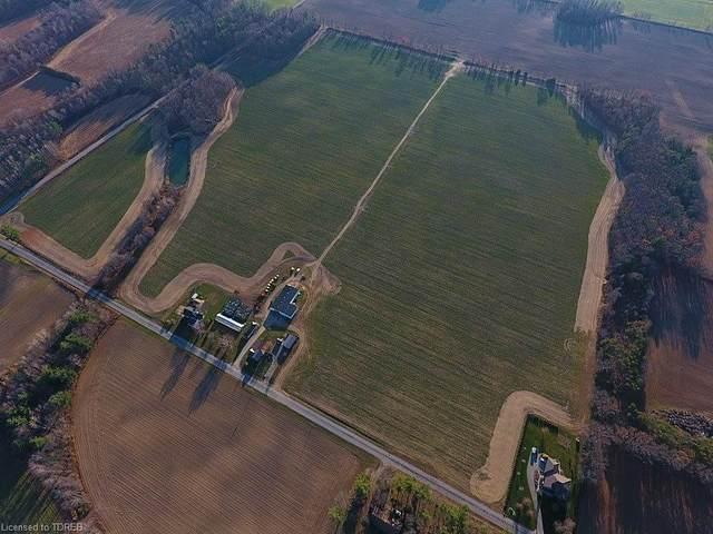 2143 West Quarterline Road, Norfolk, ON N0E 1G0 (MLS #40075704) :: Forest Hill Real Estate Collingwood
