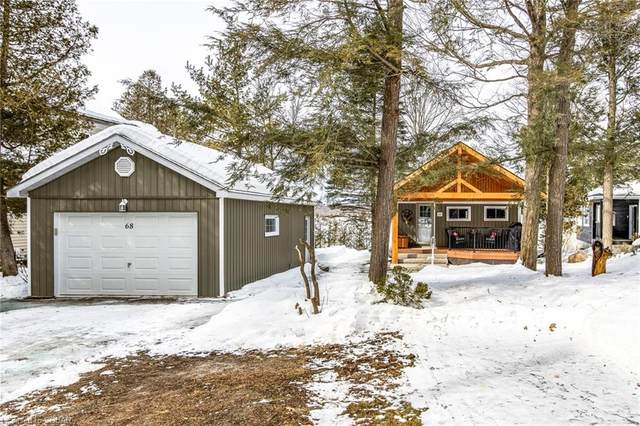 68 Bourgeois Beach Road, Victoria Harbour, ON L0K 2A0 (MLS #40075742) :: Forest Hill Real Estate Inc Brokerage Barrie Innisfil Orillia