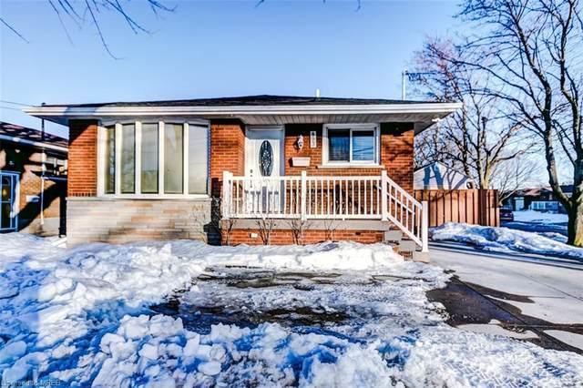 893 Upper  Ottawa Street, Hamilton, ON L8T 3V4 (MLS #40076042) :: Sutton Group Envelope Real Estate Brokerage Inc.