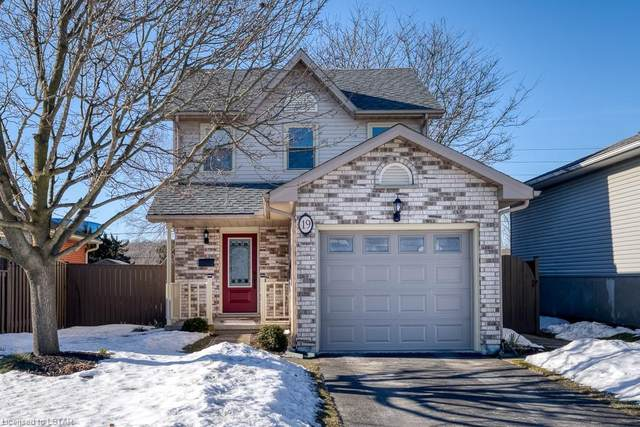 19 Loggers Grove, London, ON N5W 5Y9 (MLS #40076048) :: Forest Hill Real Estate Collingwood