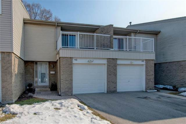 500 Osgoode Drive #46, London, ON N6E 2G9 (MLS #40076069) :: Forest Hill Real Estate Collingwood