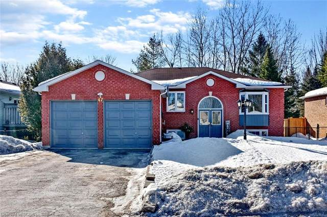 47 Caribou Trail, Wasaga Beach, ON L9Z 1H4 (MLS #40076149) :: Forest Hill Real Estate Inc Brokerage Barrie Innisfil Orillia