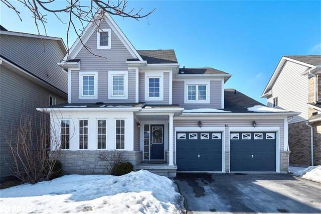 46 Counsellor Terrace, Barrie, ON L4M 7H4 (MLS #40076216) :: Forest Hill Real Estate Inc Brokerage Barrie Innisfil Orillia