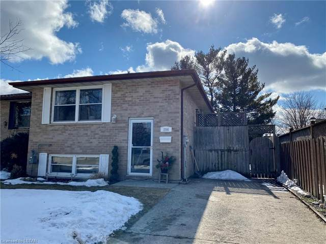 296 Oak Avenue, Strathroy, ON N7G 3T2 (MLS #40076333) :: Sutton Group Envelope Real Estate Brokerage Inc.