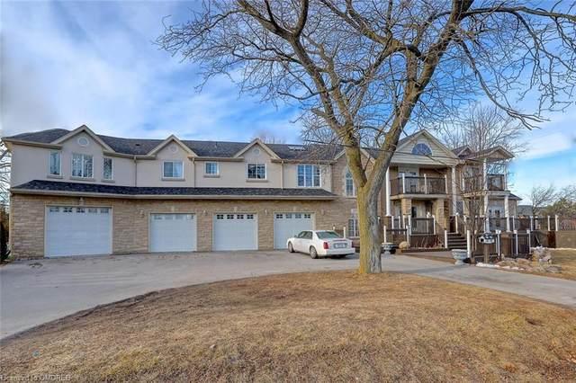 120 Hunter Street, Whitby, ON L1N 2H1 (MLS #40077565) :: Envelope Real Estate Brokerage Inc.