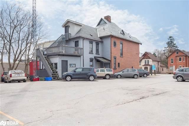 169 Bayfield Street, Barrie, ON L4M 3B4 (MLS #40077606) :: Sutton Group Envelope Real Estate Brokerage Inc.