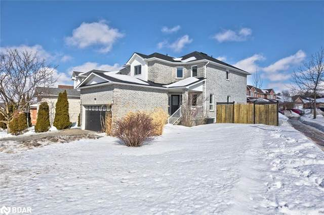 158 Cunningham Drive, Barrie, ON L4N 5R3 (MLS #40077817) :: Sutton Group Envelope Real Estate Brokerage Inc.