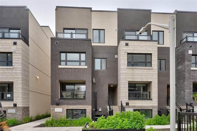 1121 Cooke Boulevard #226, Burlington, ON L7T 0C3 (MLS #40080520) :: Forest Hill Real Estate Collingwood