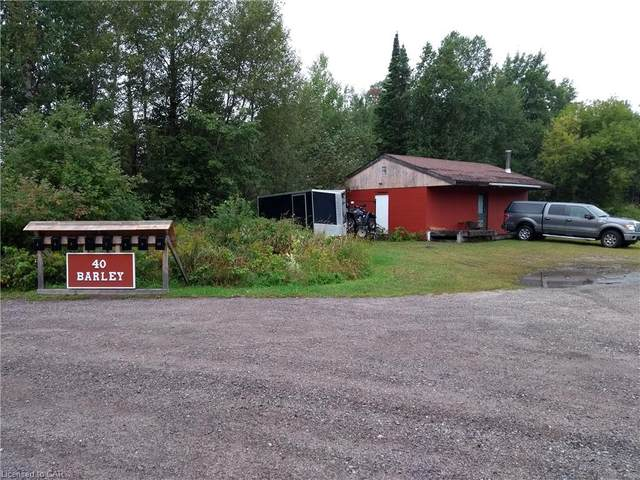 40 Barley Road, North Bay, ON P1A 0G4 (MLS #40080537) :: Forest Hill Real Estate Collingwood