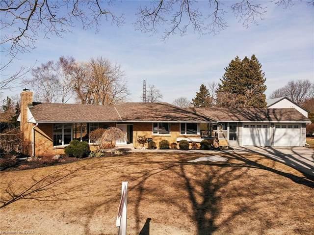 348 Fergus Street N, Mount Forest, ON N0G 2L2 (MLS #40083473) :: Envelope Real Estate Brokerage Inc.