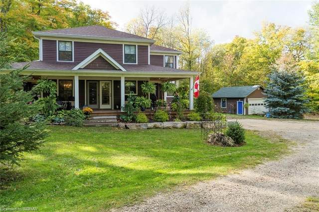 180 Hidden Lake Road, The Blue Mountains, ON L9Y 0T6 (MLS #40083993) :: Forest Hill Real Estate Collingwood