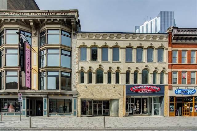232 Dundas Street, London, ON N6A 1H3 (MLS #40084507) :: Envelope Real Estate Brokerage Inc.