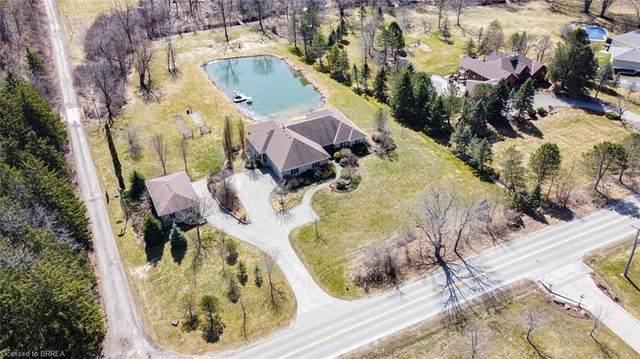 256 German School Road, St. George, ON N3L 3E1 (MLS #40084606) :: Envelope Real Estate Brokerage Inc.