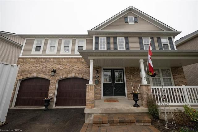 31 Webb Avenue, Brantford, ON N3T 6S5 (MLS #40085162) :: Envelope Real Estate Brokerage Inc.