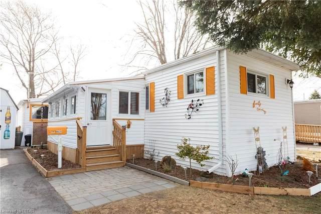 40 Cranberry Drive, Goderich, ON N7A 3Y2 (MLS #40085591) :: Envelope Real Estate Brokerage Inc.