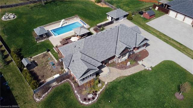 25 Wingrove Woods, Brantford, ON N3T 5L7 (MLS #40085885) :: Forest Hill Real Estate Collingwood