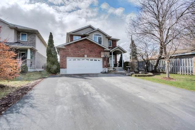 599 Southwood Way, Woodstock, ON N4S 9A5 (MLS #40088396) :: Envelope Real Estate Brokerage Inc.