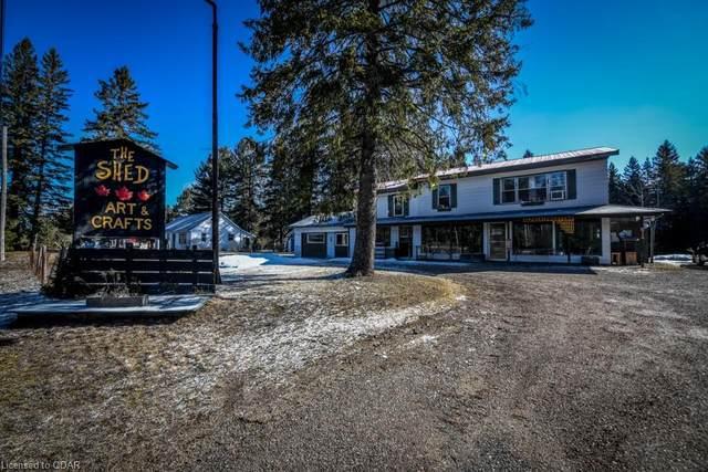 30346 Highway 62 N, Bancroft, ON K0L 1C0 (MLS #40088956) :: Forest Hill Real Estate Collingwood