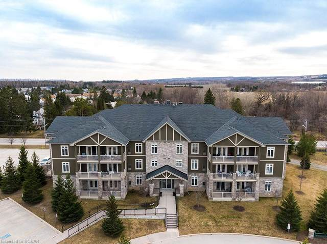 25 Beaver Street S #103, Thornbury, ON N0H 2P0 (MLS #40090196) :: Forest Hill Real Estate Collingwood