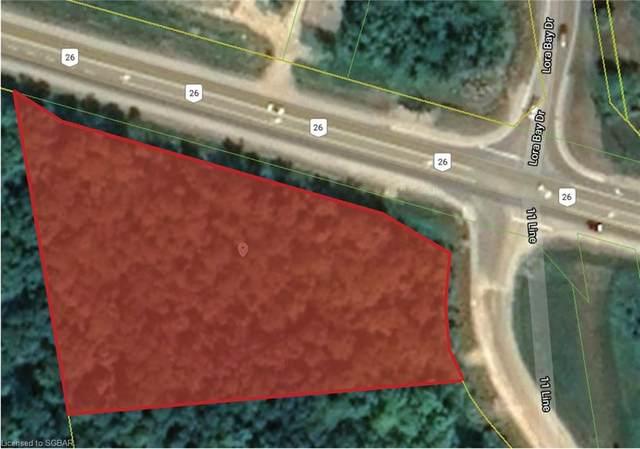 LT 37 11TH Line, The Blue Mountains, ON N0H 2P0 (MLS #40090872) :: Envelope Real Estate Brokerage Inc.