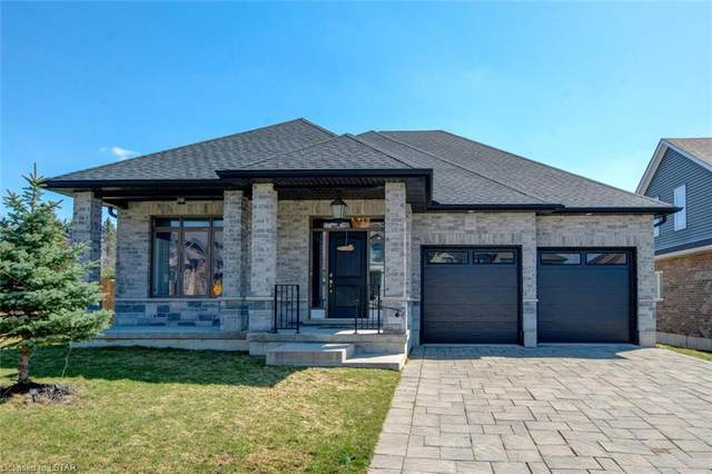 1293 Eagletrace Drive, London, ON N6G 0K9 (MLS #40091346) :: Envelope Real Estate Brokerage Inc.