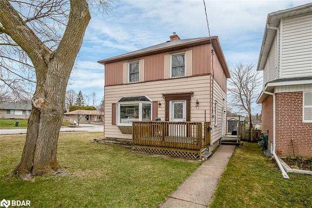 71 Newton Street, Barrie, ON L4M 3N4 (MLS #40091402) :: Forest Hill Real Estate Inc Brokerage Barrie Innisfil Orillia