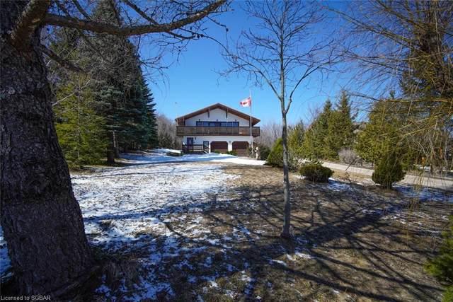 114 Hamlet Road, The Blue Mountains, ON N0H 2E0 (MLS #40092081) :: Envelope Real Estate Brokerage Inc.