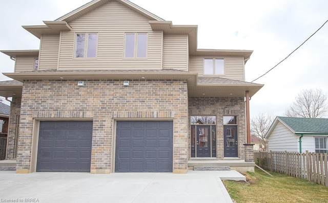 147 Albion Street, Brantford, ON N3T 3M9 (MLS #40092412) :: Forest Hill Real Estate Collingwood