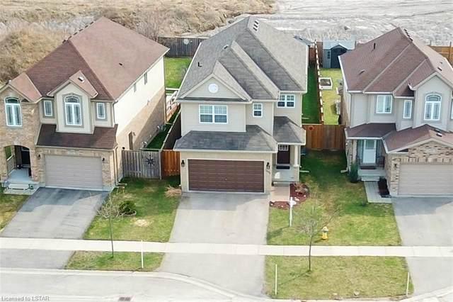 1493 Evans Boulevard, London, ON N6M 0A8 (MLS #40092964) :: Envelope Real Estate Brokerage Inc.