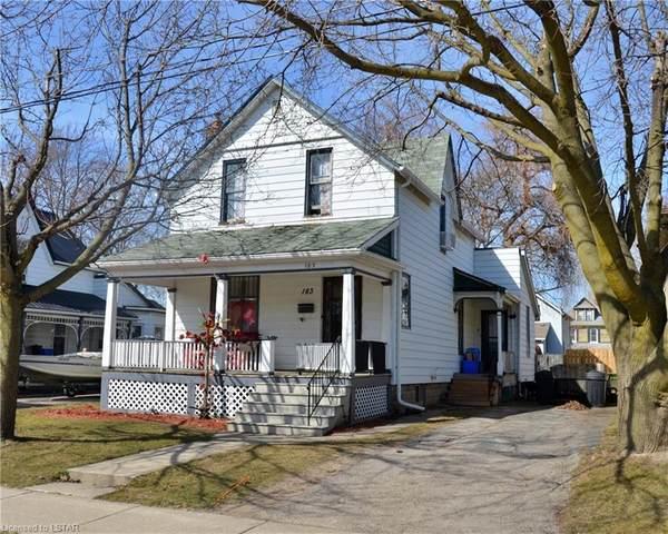 183 Wellington Street, St. Thomas, ON N5R 2S3 (MLS #40093111) :: Envelope Real Estate Brokerage Inc.