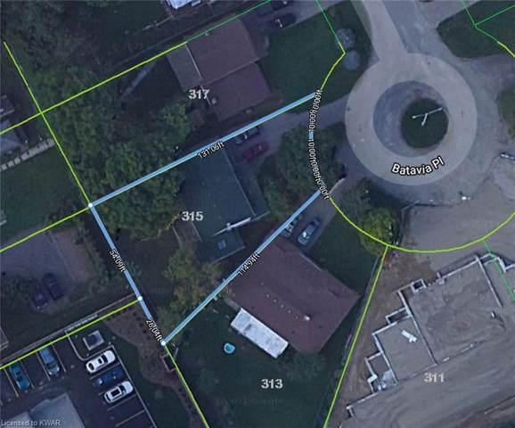 315 Batavia Place, Waterloo, ON N2L 3W1 (MLS #40094225) :: Envelope Real Estate Brokerage Inc.