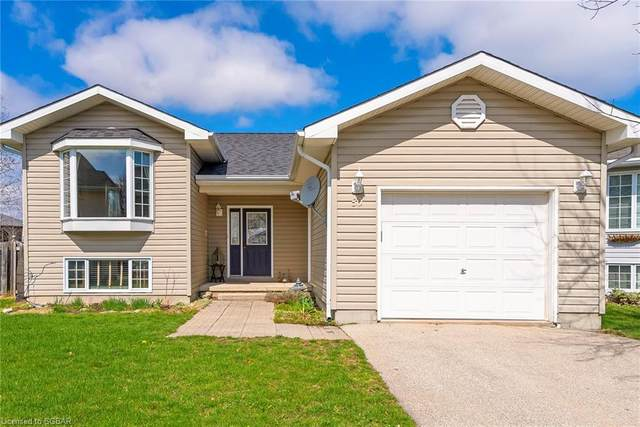 50 Birchwood Court #10, Meaford, ON N4L 1T9 (MLS #40094501) :: Forest Hill Real Estate Collingwood