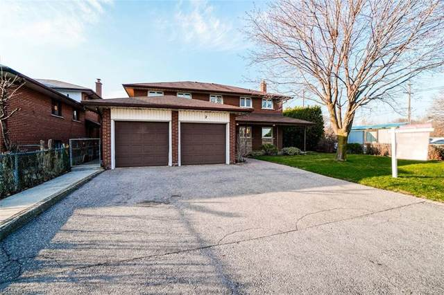 2 Richgrove Road, Toronto, ON M9R 2K9 (MLS #40094834) :: Forest Hill Real Estate Collingwood