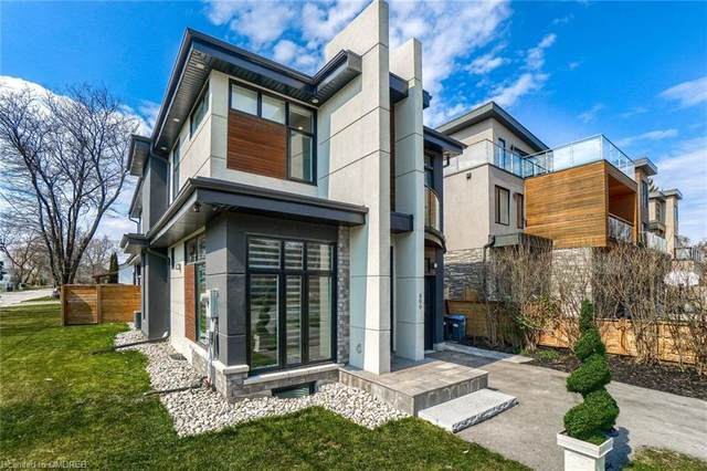 899 Goodwin Road, Mississauga, ON L5G 4J9 (MLS #40094897) :: Envelope Real Estate Brokerage Inc.
