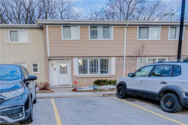 50 Westmount Road W #12, Kitchener, ON N2M 1R5 (MLS #40094898) :: Envelope Real Estate Brokerage Inc.