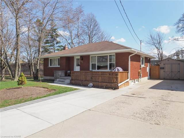 191 Dixon Street, Kitchener, ON N2G 3E8 (MLS #40094944) :: Envelope Real Estate Brokerage Inc.